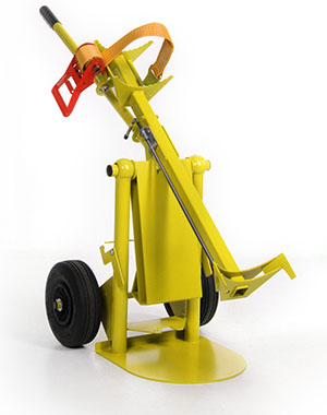 Argon Lifter Gas Cylinder Trolley For Lifting Heavy Gas